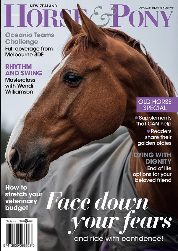 Horse & Pony Magazine Cover