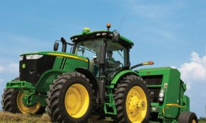 A nice John Deere tractor could be just the thing