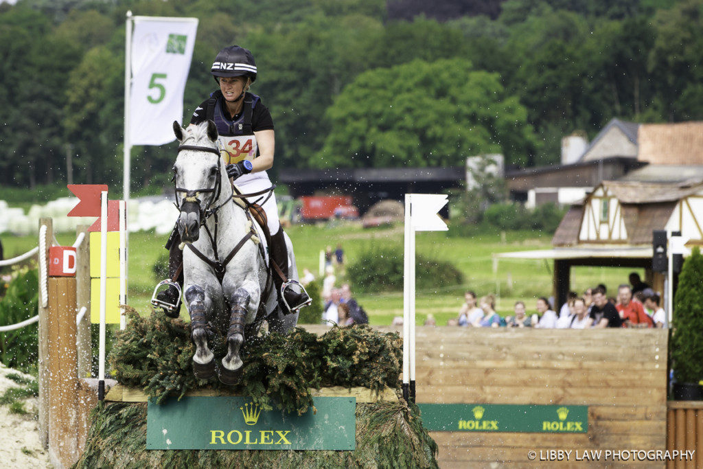 NZL-Jonelle Price (FAERIE DIANIMO) FINAL-7TH: CICO3* EVENTING CROSS COUNTRY: 2016 GER-CHIO Aachen: Weltfest des Pferdesports (Saturday 16 July) CREDIT: Libby Law COPYRIGHT: LIBBY LAW PHOTOGRAPHY
