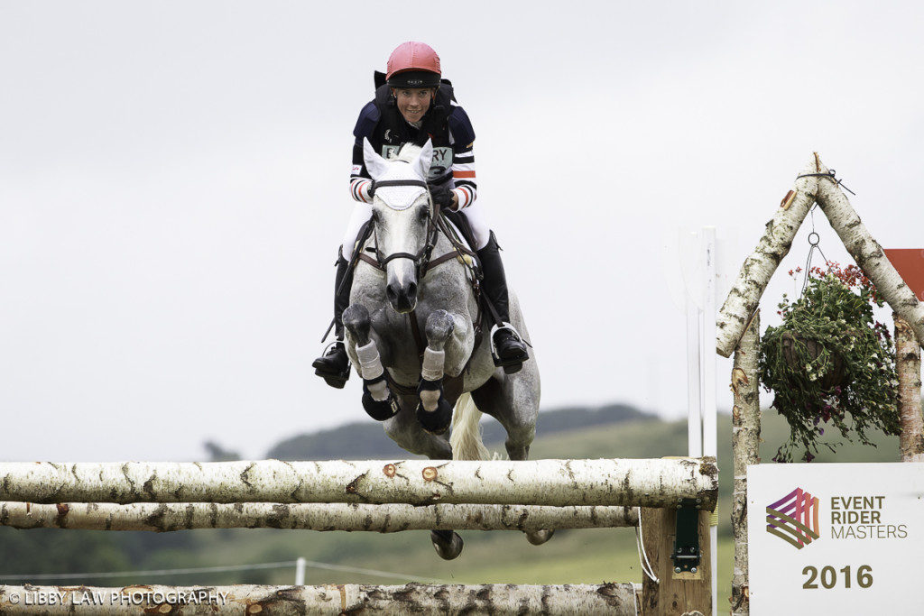 Lucy Jackson back in action on Bosun, finished out of the money in the two-star(Image: Libby Law)