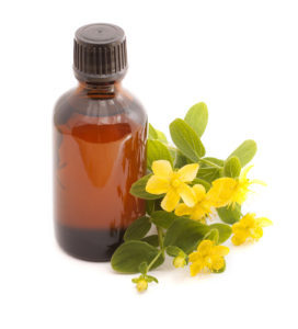 Hypericum, otherwise known as St John's wort