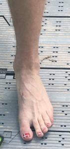Danish feet