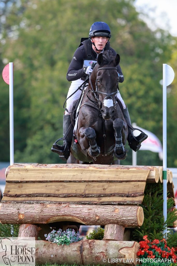 Oliver Townend rides Cillnabradden Evo in the ERM CIC3* - a result good enough to win the series (Image: Libby Law)